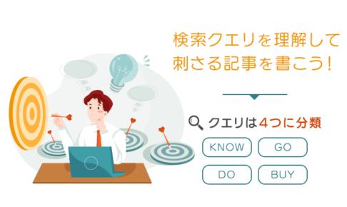 画像:検索クエリとは?種類や意味、キーワードとの違いを理解しよう